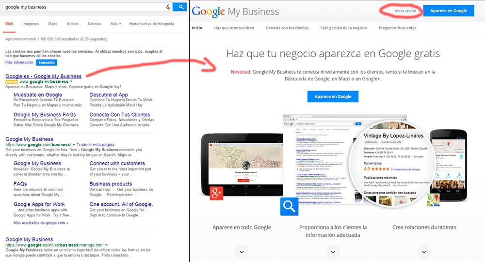 registrar-empresa-google