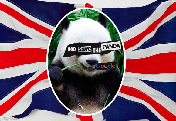 God save Google Panda