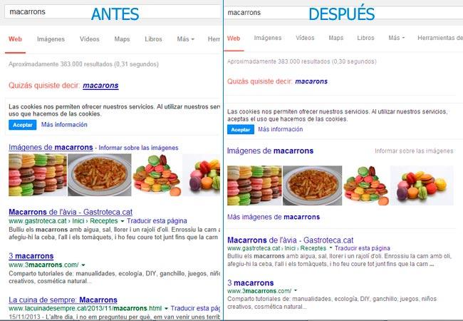 Disseny Google